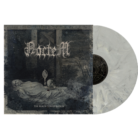 "THE BLACK CONSECRATION ""MARBLED"" VINYL"